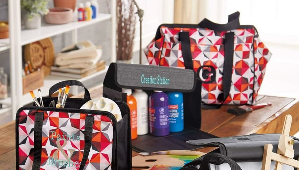 Get Creative Line of organizers from Thirty One fall 2018