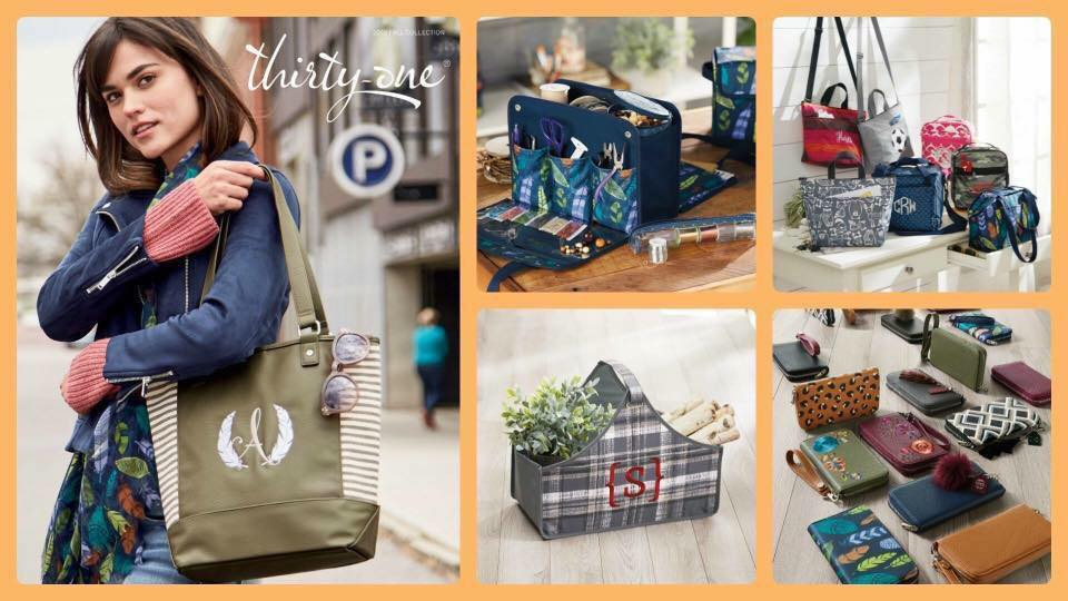 Thirty one fall catalog 2018 - megan vanorden