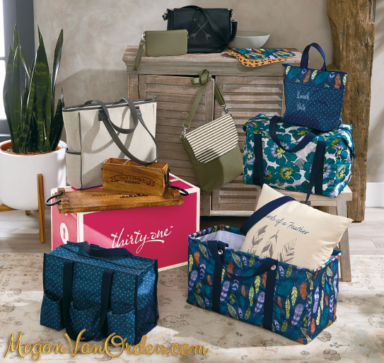 Join Thirty One with the Deluxe Kit